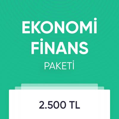 Ekonomi – Finans Paketi
